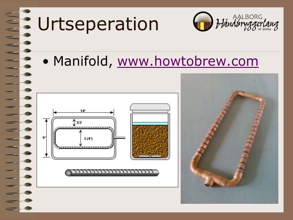 Urtseperation Manifold, www.howtobrew.com