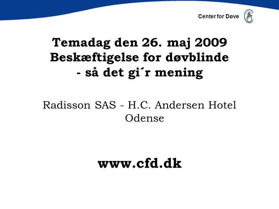 Radisson SAS - H.C. Andersen Hotel Odense