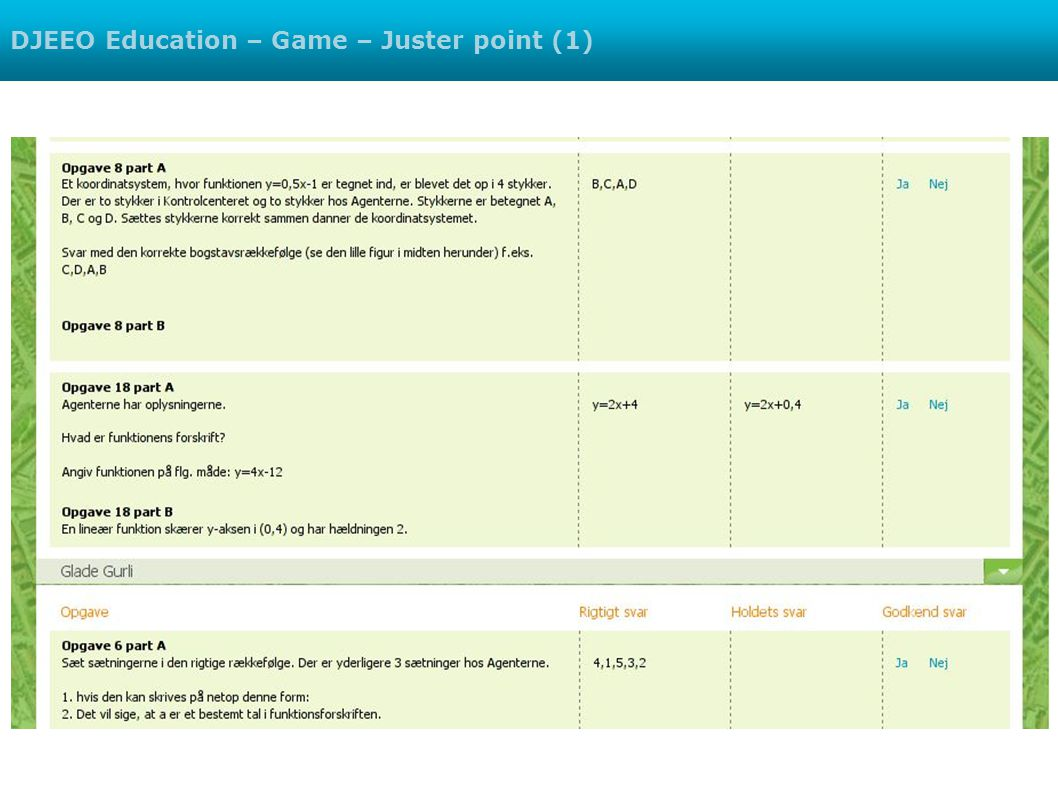 DJEEO Education – Game – Juster point (1)