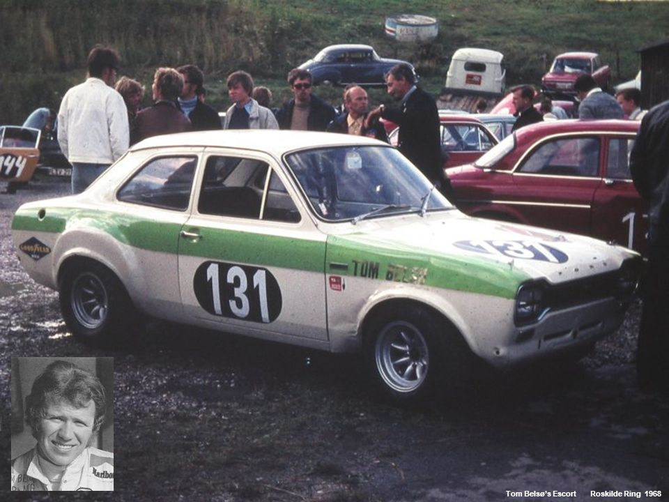 Tom Belsø's Escort Roskilde Ring 1968