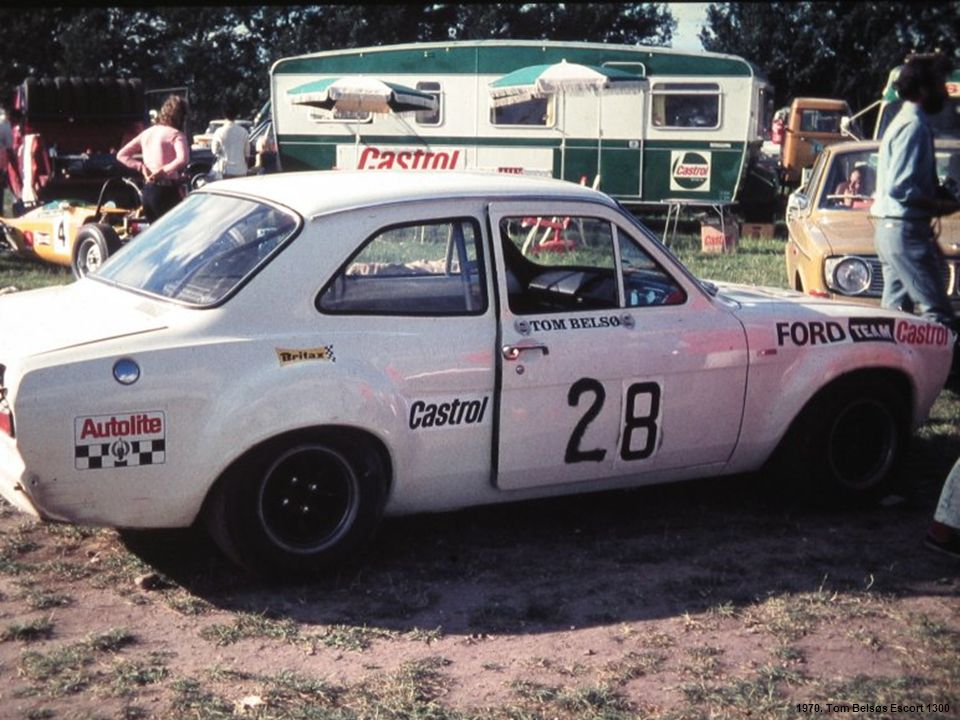 1970. Tom Belsøs Escort 1300