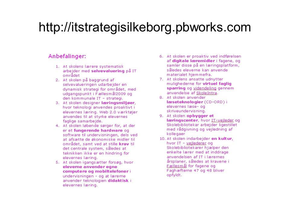 http://itstrategisilkeborg.pbworks.com