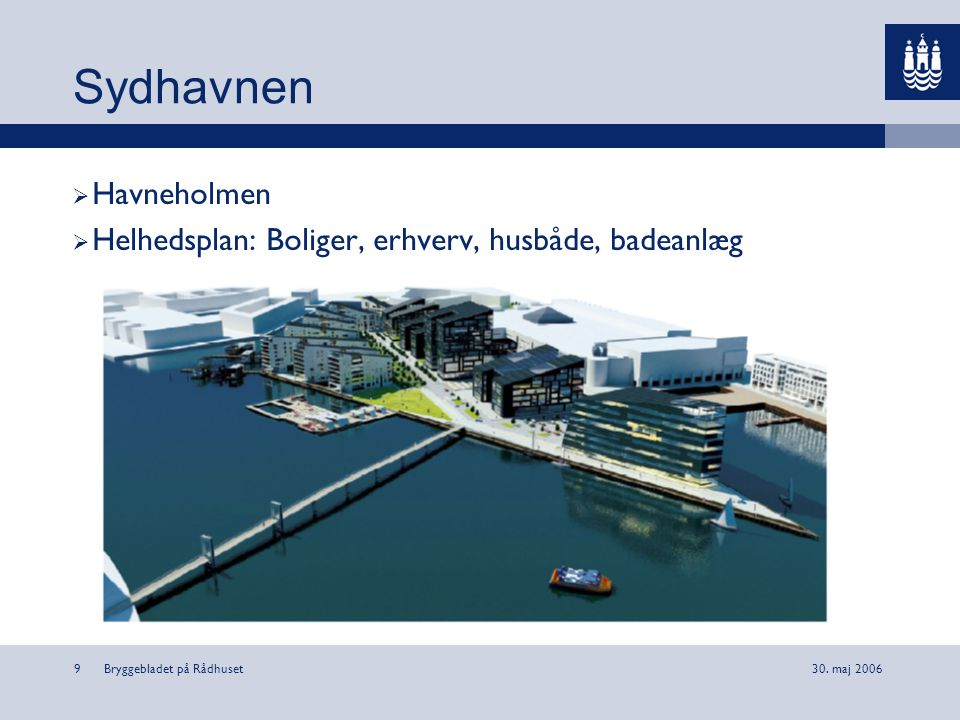 Sydhavnen Havneholmen