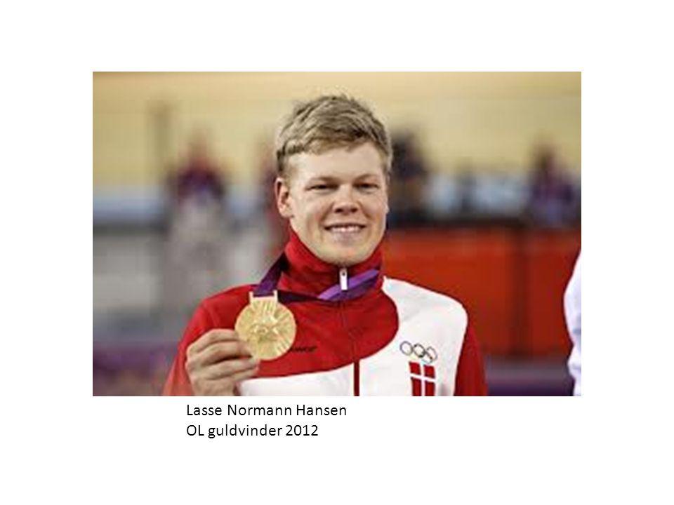 Lasse Normann Hansen OL guldvinder 2012