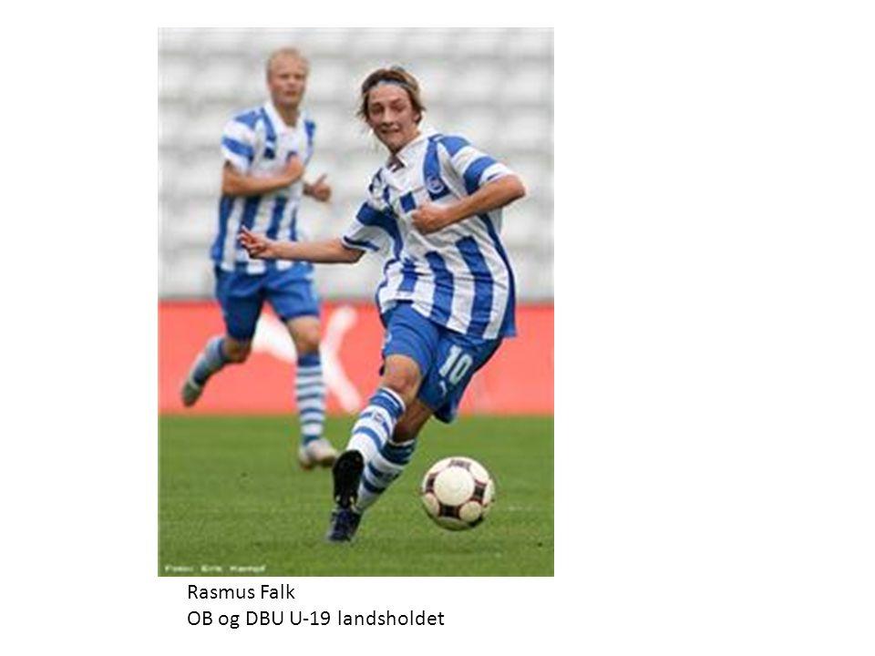 Rasmus Falk OB og DBU U-19 landsholdet