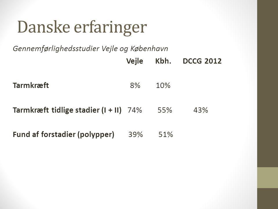 Danske erfaringer