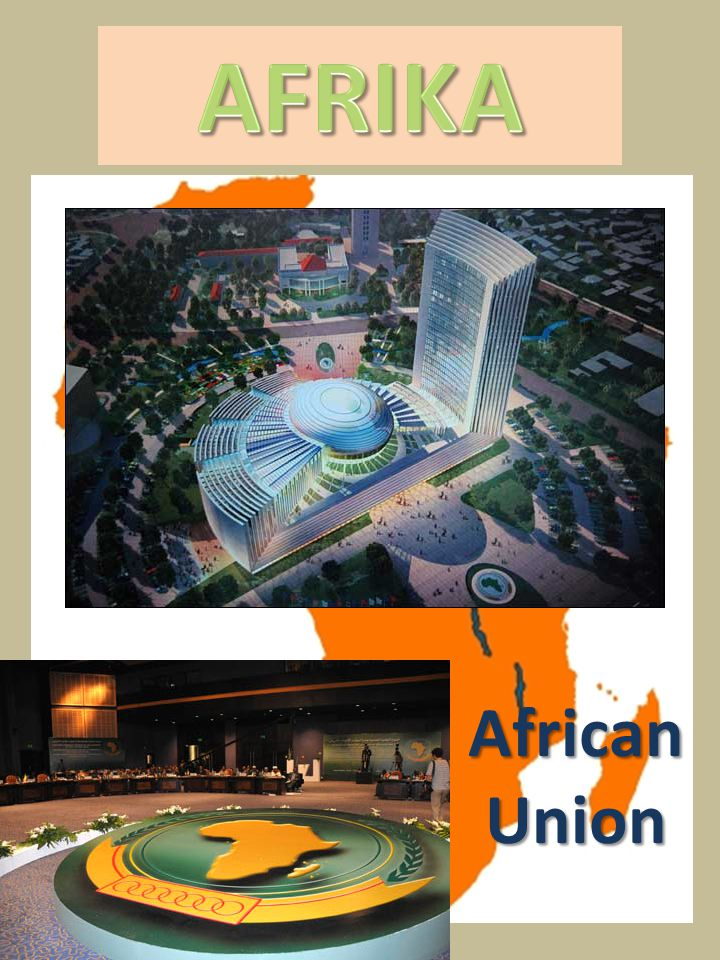 AFRIKA African Union