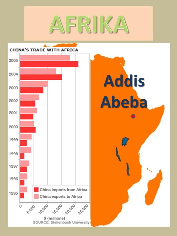 AFRIKA Addis Abeba