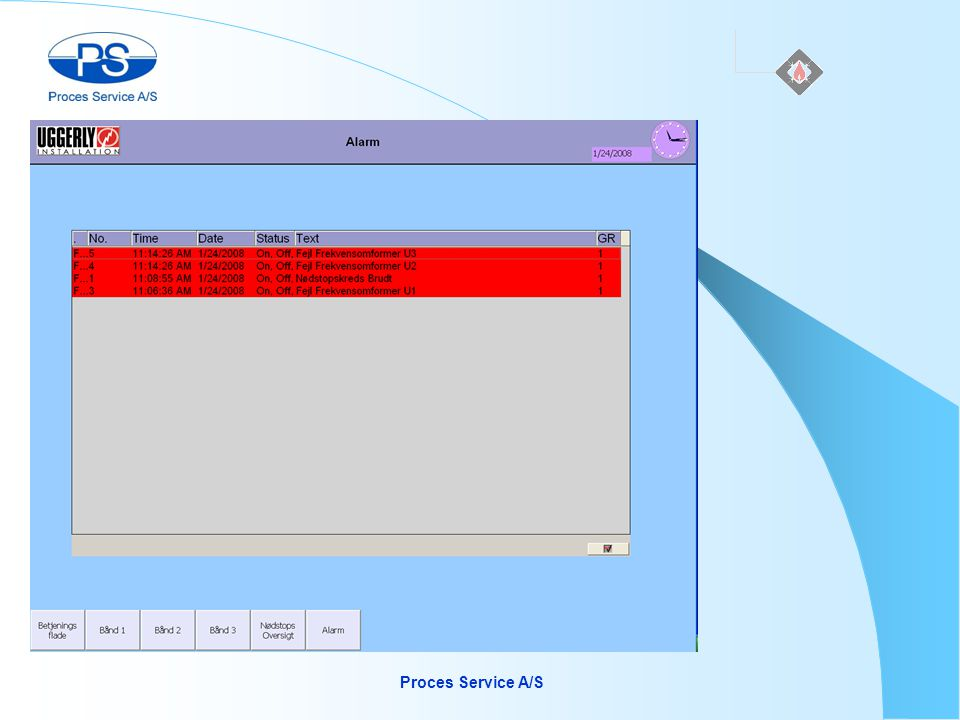 Proces Service A/S