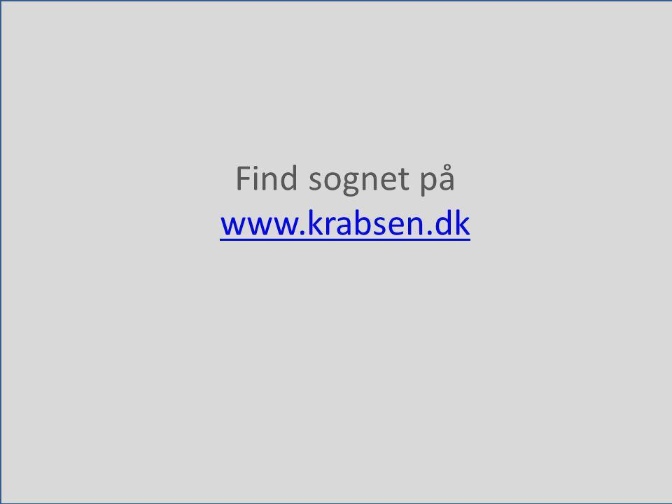 Find sognet på www.krabsen.dk