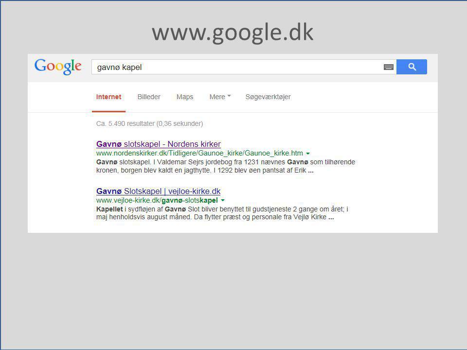 www.google.dk