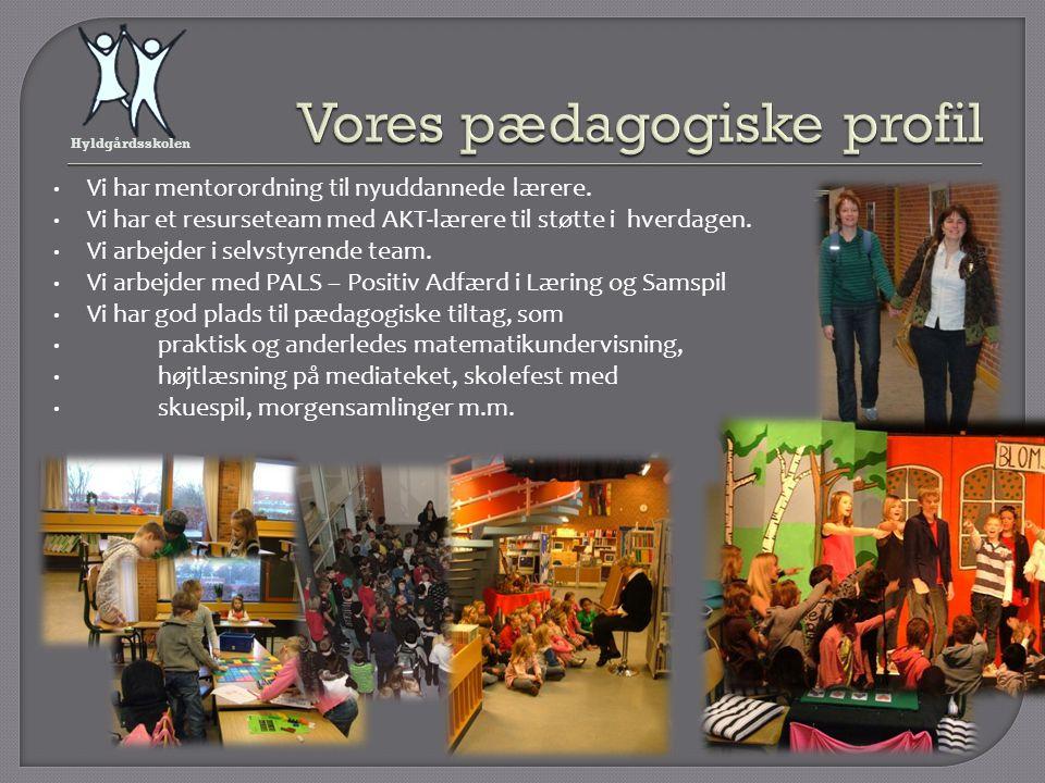 Vores pædagogiske profil