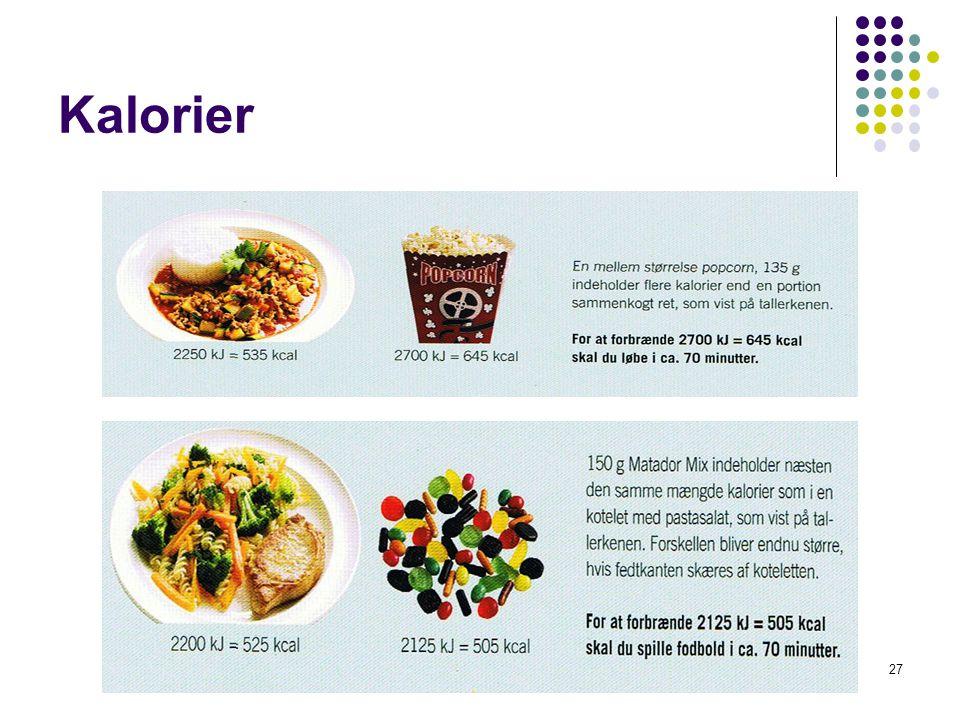 Kalorier