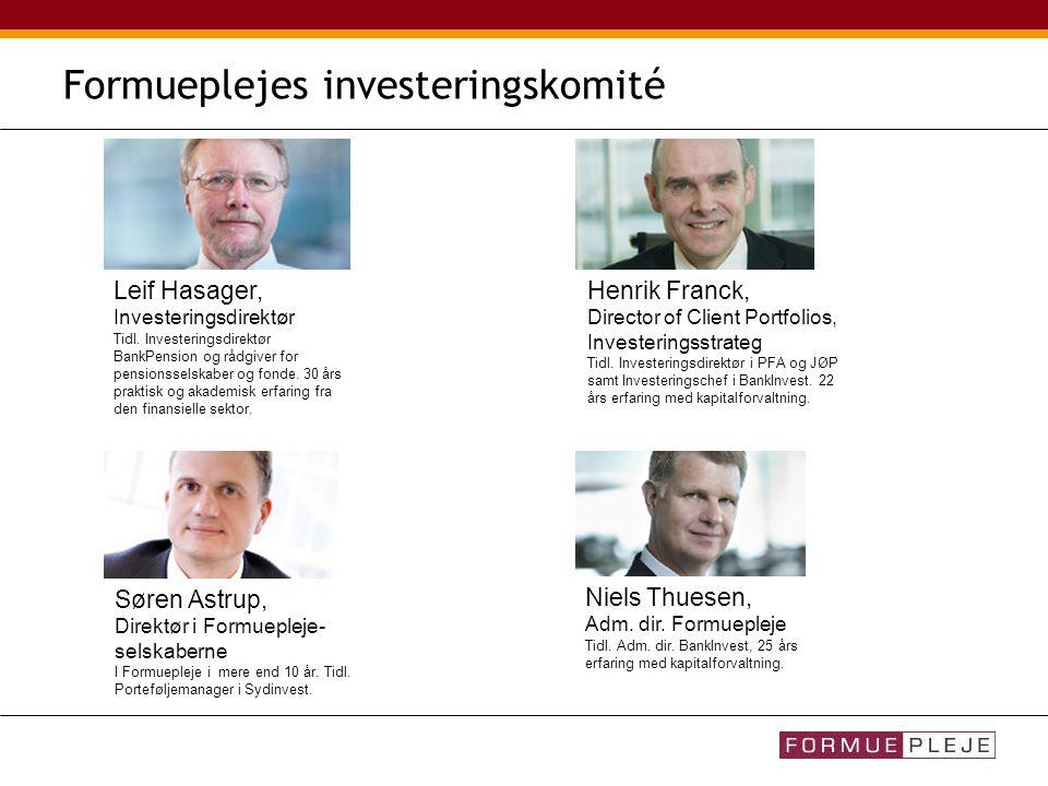 Formueplejes investeringskomité