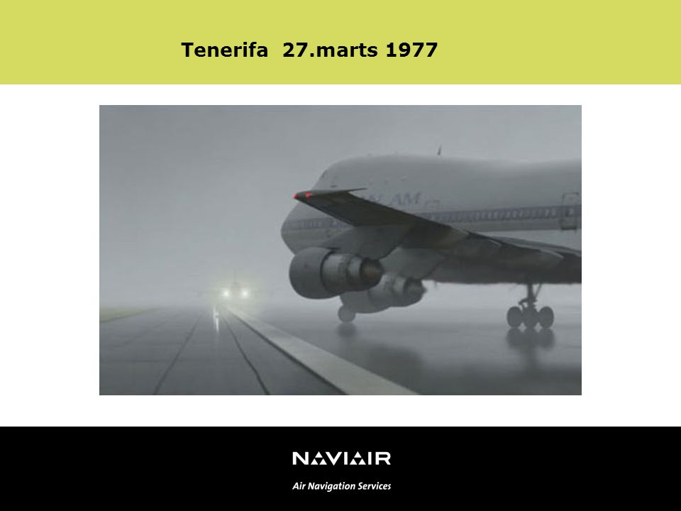 Tenerifa - Situationen