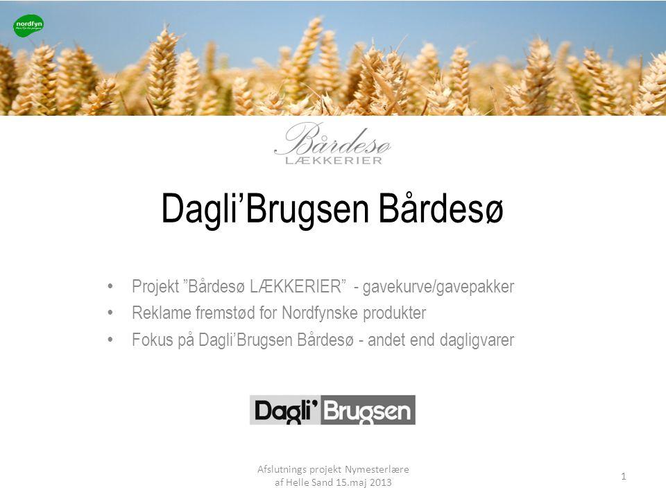 Dagli'Brugsen Bårdesø