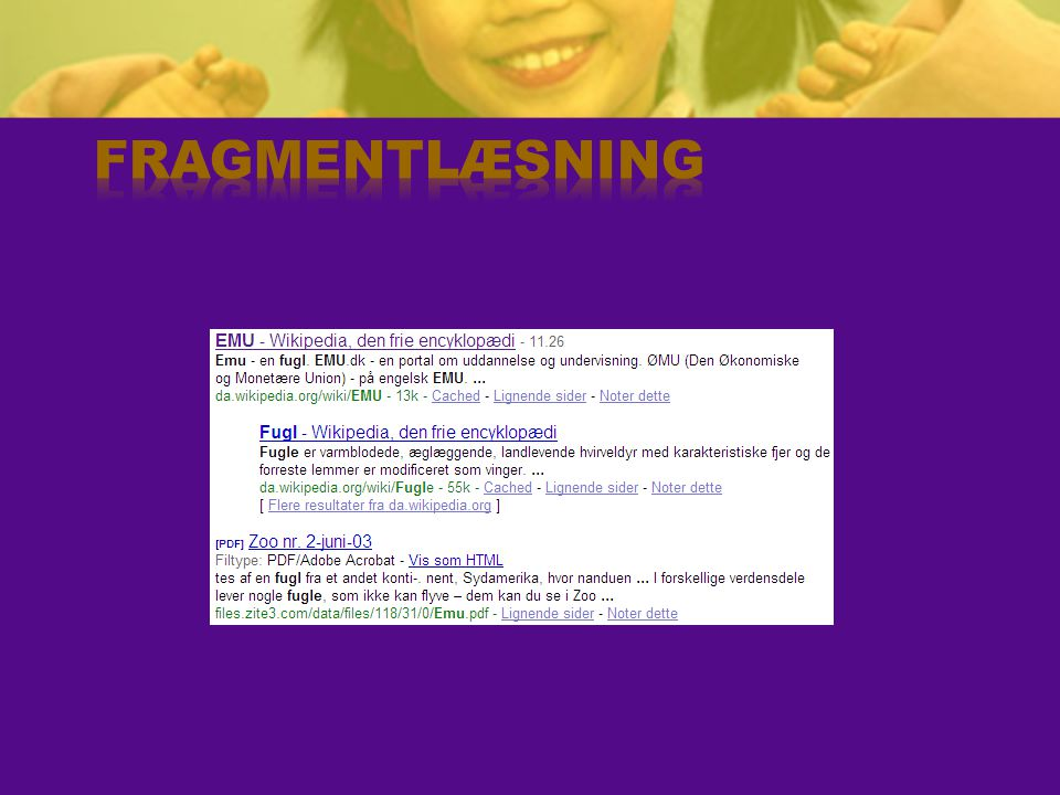 Fragmentlæsning 47 47