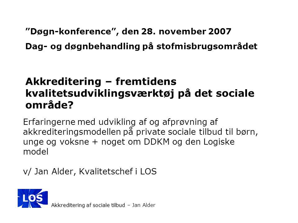 Døgn-konference , den 28. november 2007
