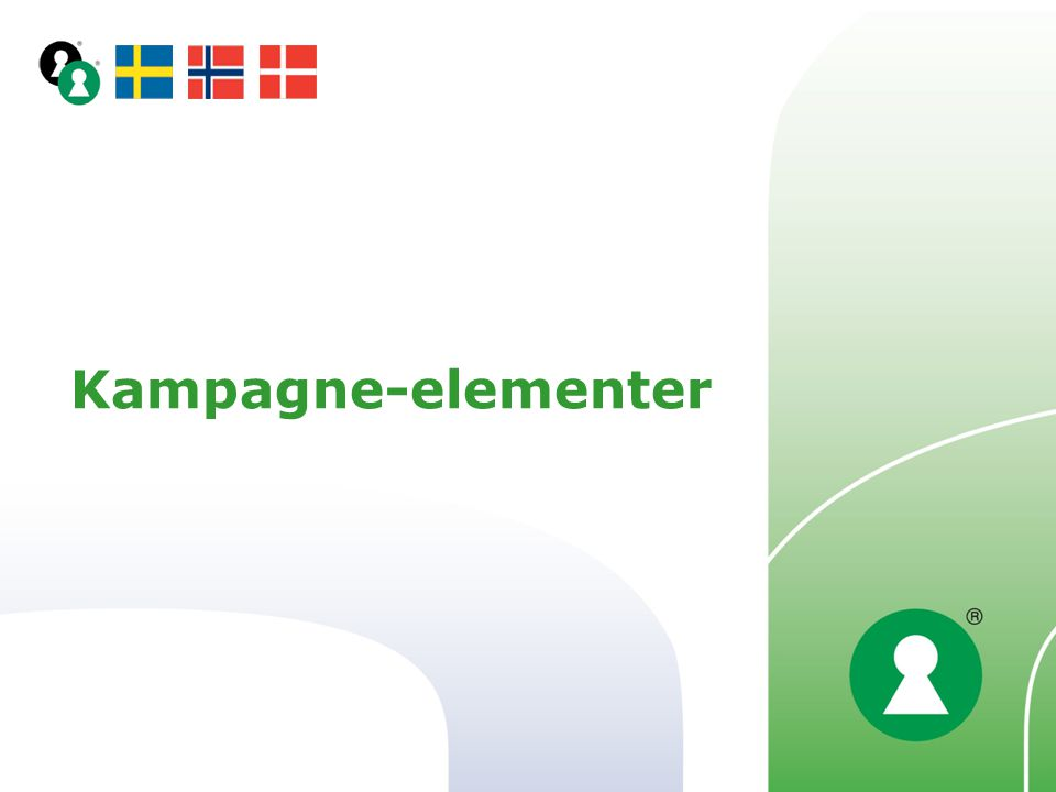 Kampagne-elementer