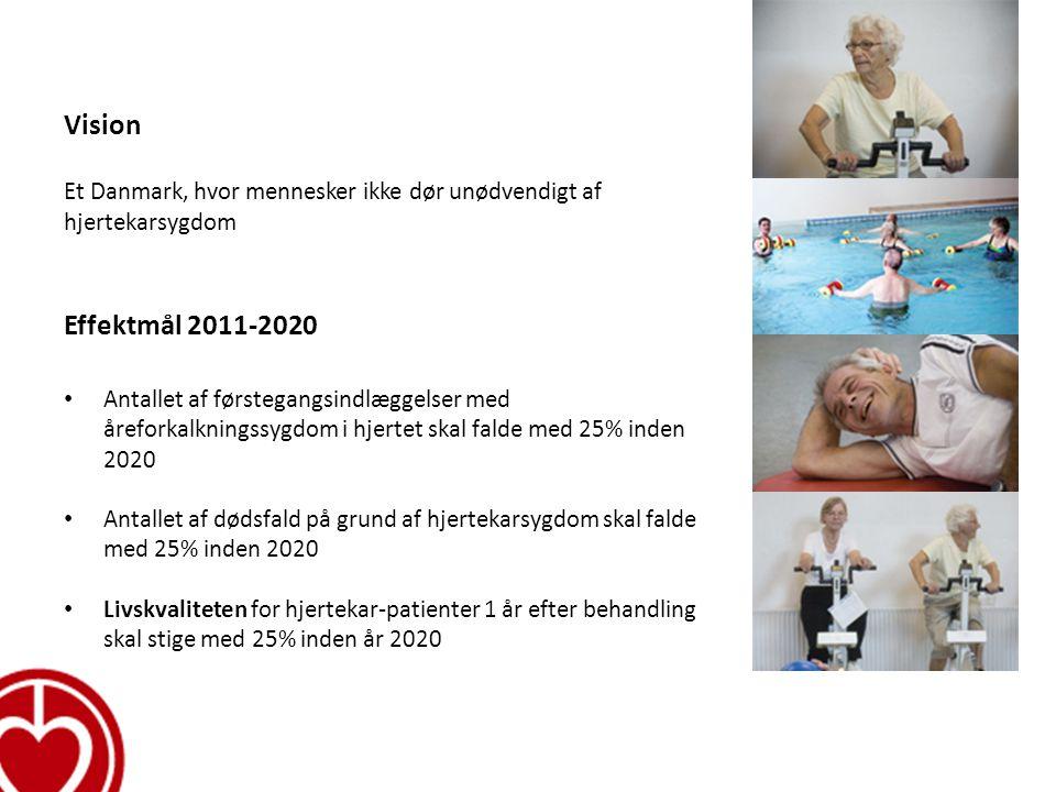 Et Danmark, hvor mennesker ikke dør unødvendigt af hjertekarsygdom