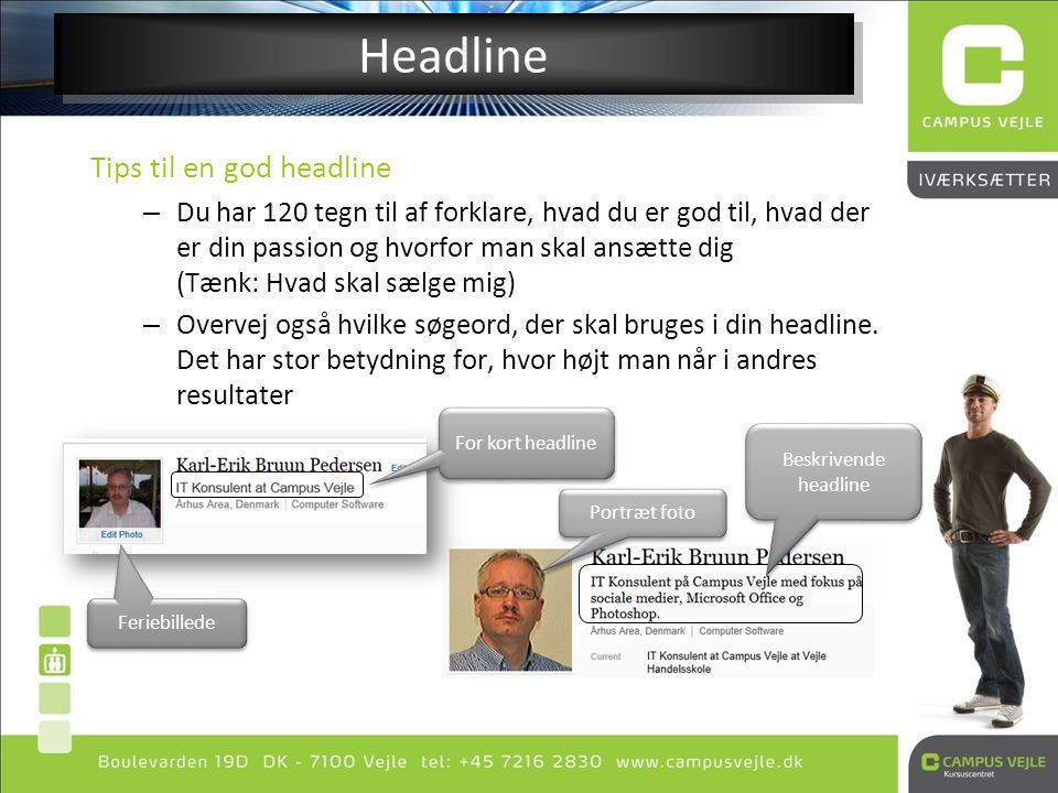 Headline Tips til en god headline