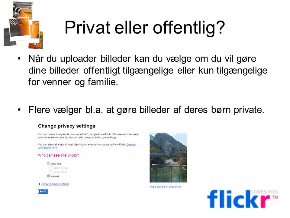 Privat eller offentlig
