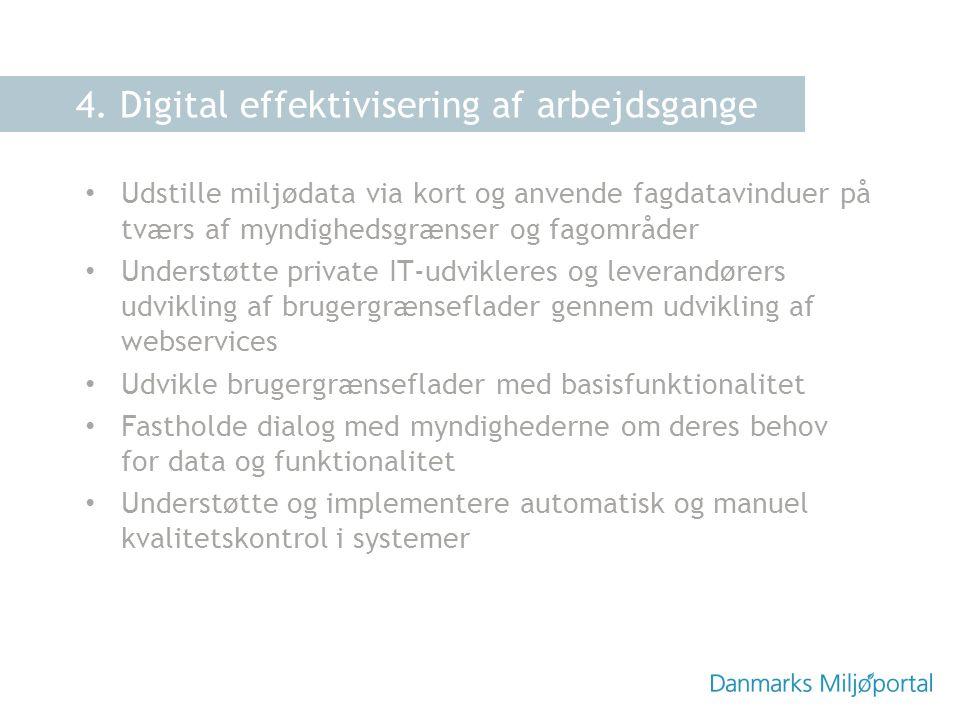 4. Digital effektivisering af arbejdsgange