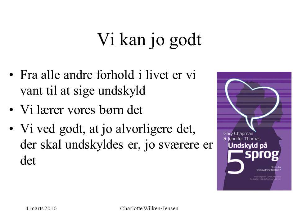 Charlotte Wilken-Jensen