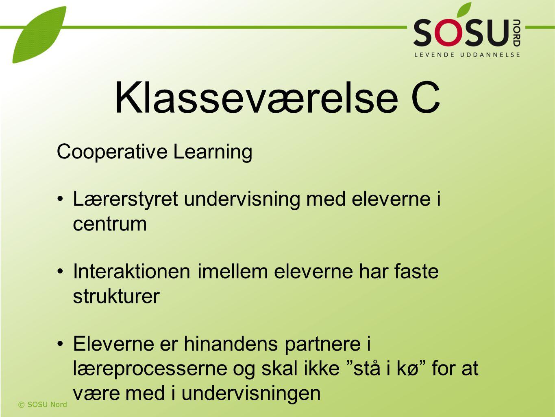 Klasseværelse C Cooperative Learning
