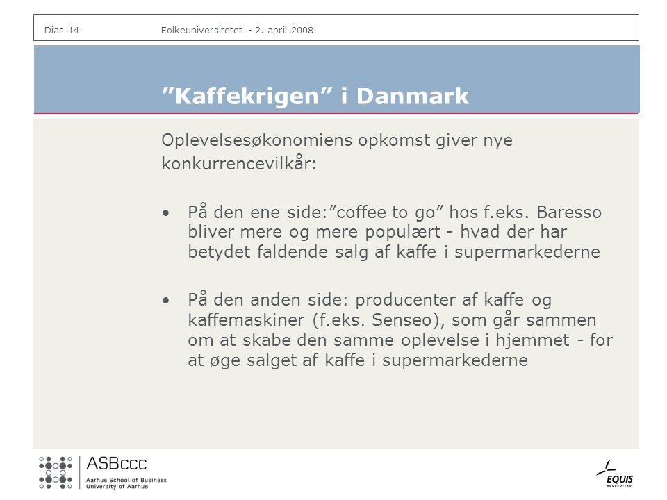 Kaffekrigen i Danmark