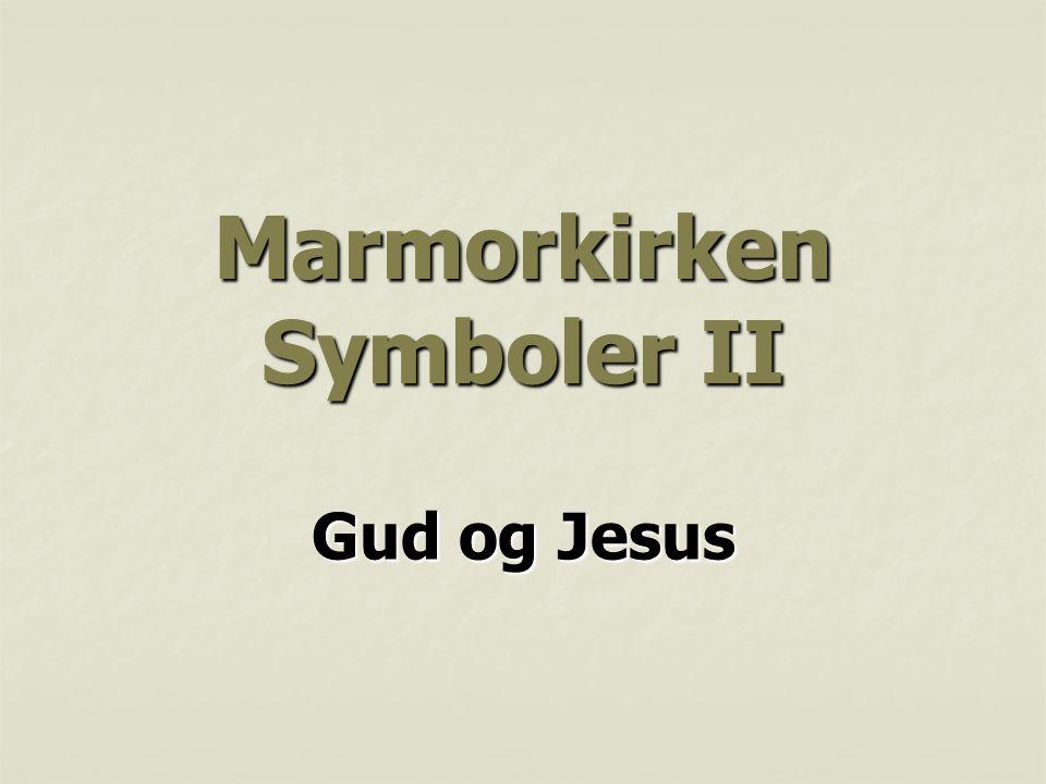 Marmorkirken Symboler II