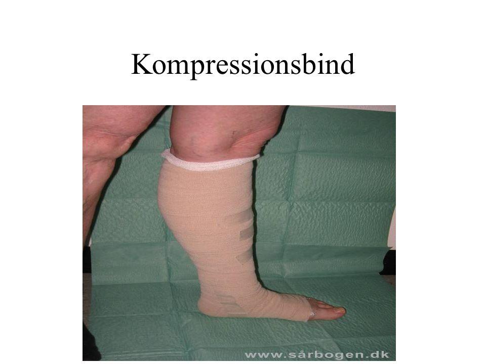 Kompressionsbind