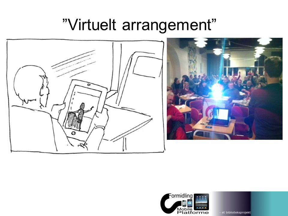Virtuelt arrangement