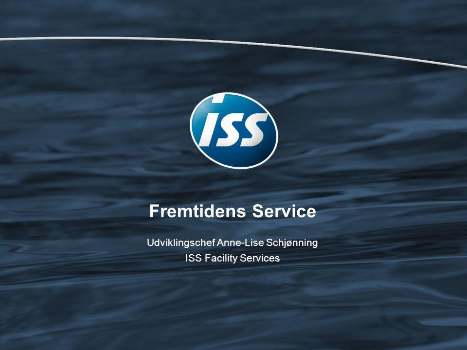 Iss Facility Services : Udviklingschef anne lise schjønning iss facility services