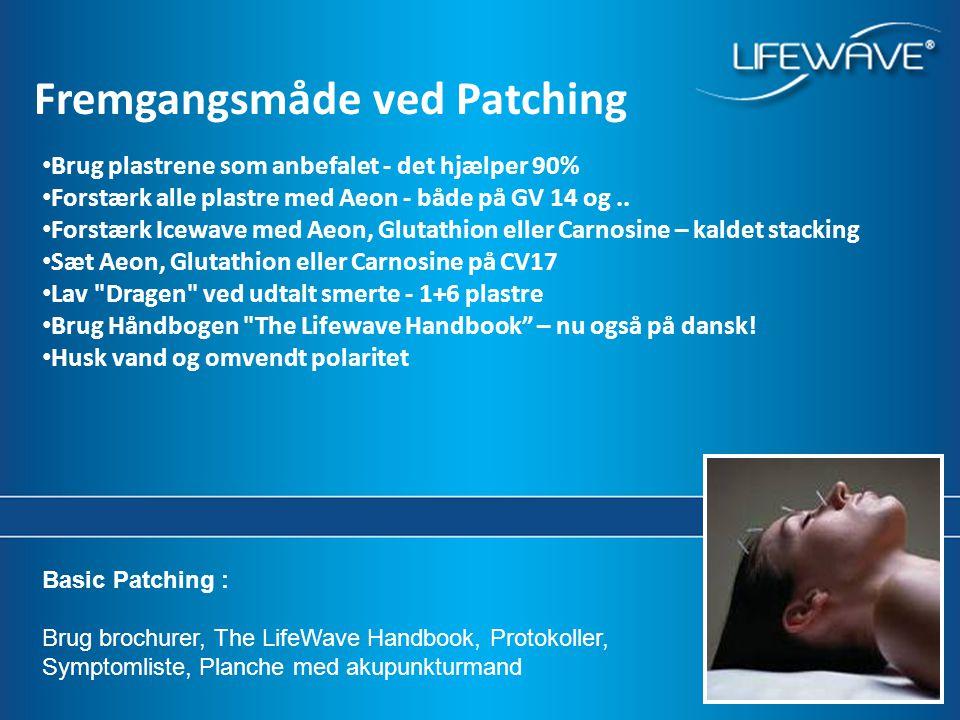 Fremgangsmåde ved Patching