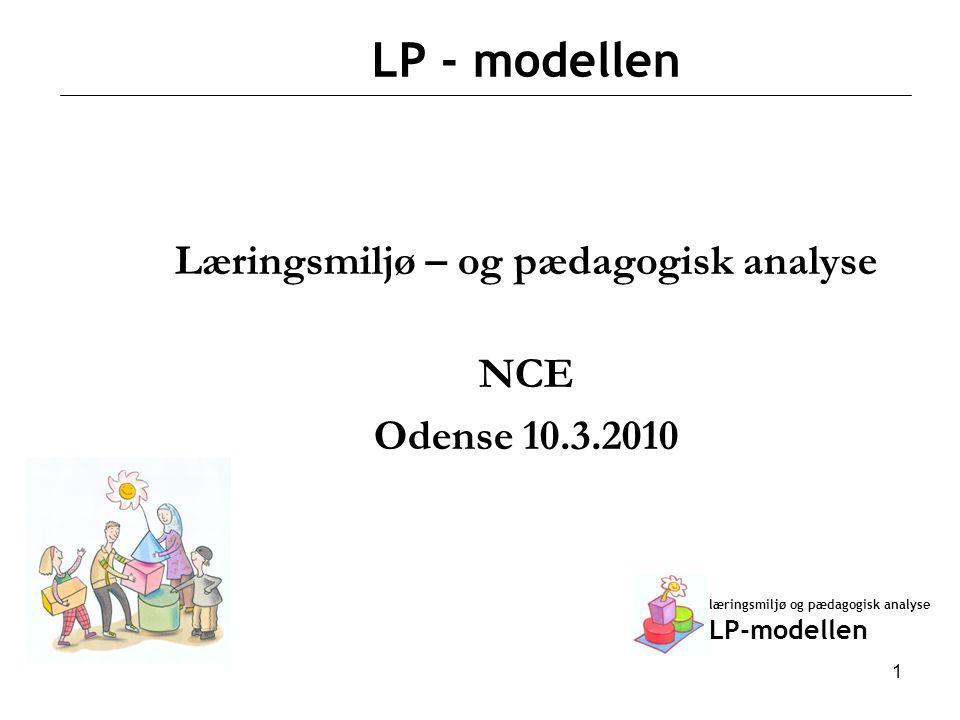 Læringsmiljø – og pædagogisk analyse