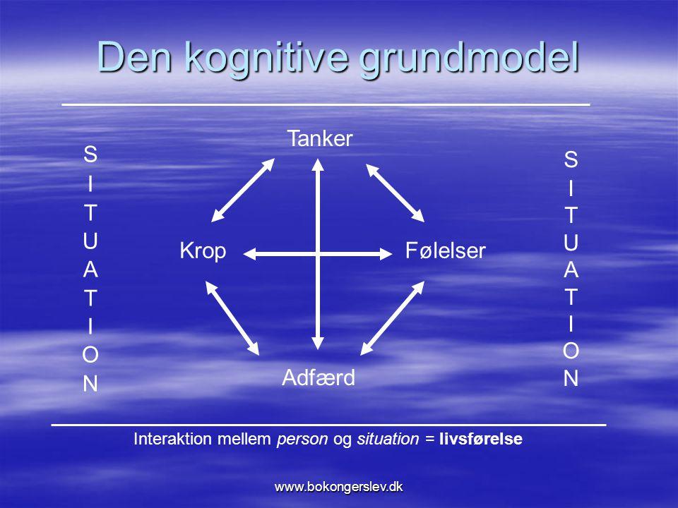 Den kognitive grundmodel