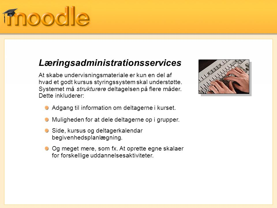 Læringsadministrationsservices