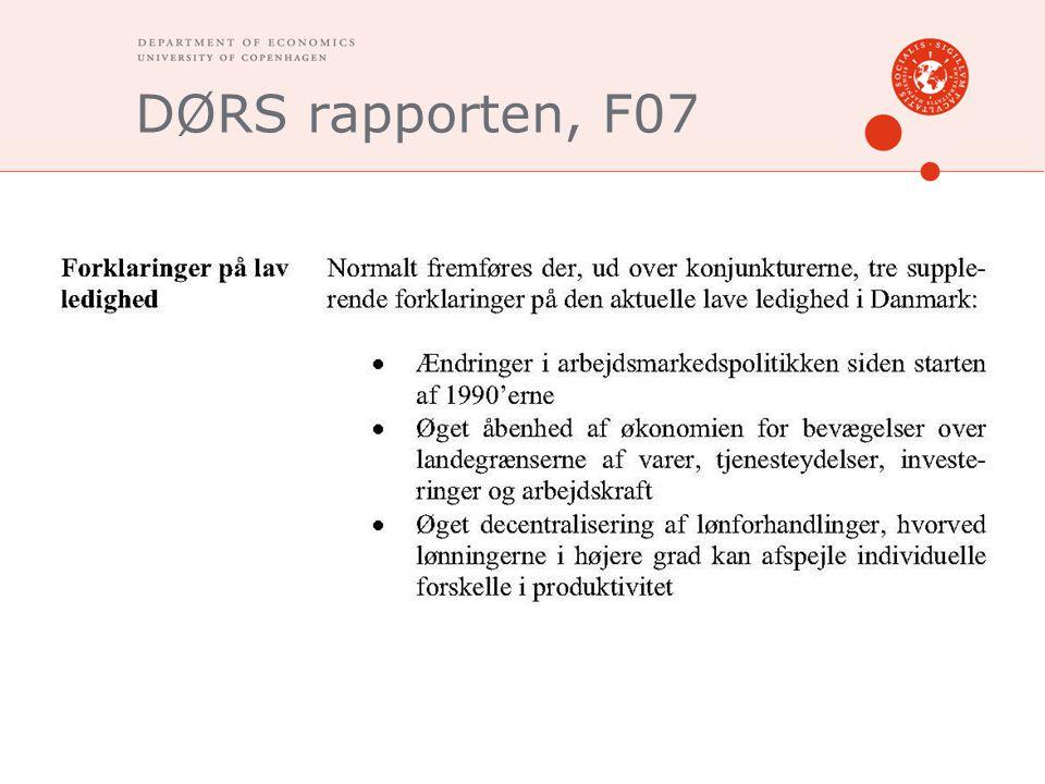 DØRS rapporten, F07