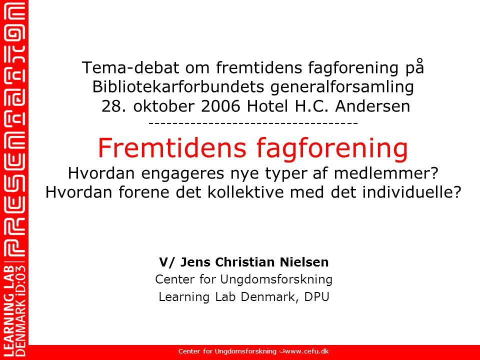 V/ Jens Christian Nielsen