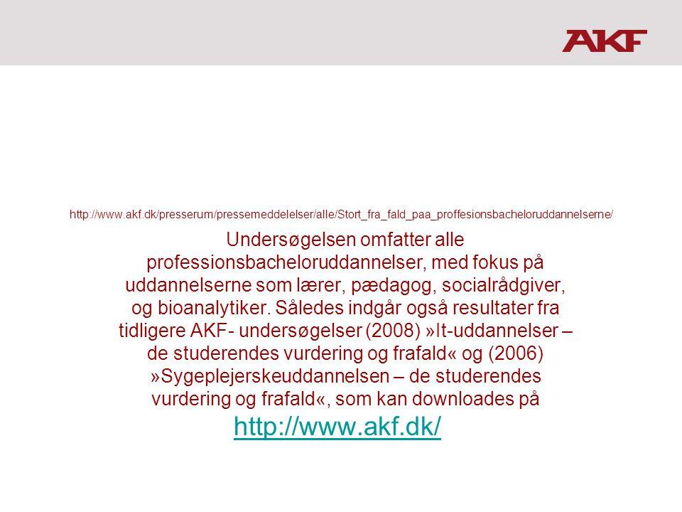 http://www.akf.dk/presserum/pressemeddelelser/alle/Stort_fra_fald_paa_proffesionsbacheloruddannelserne/
