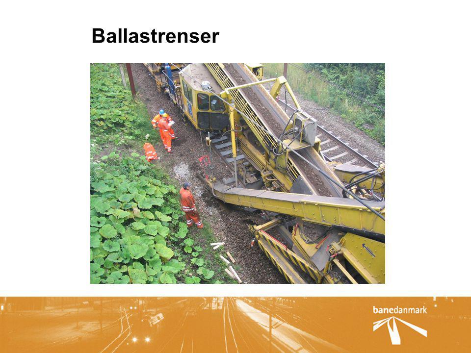 Ballastrenser