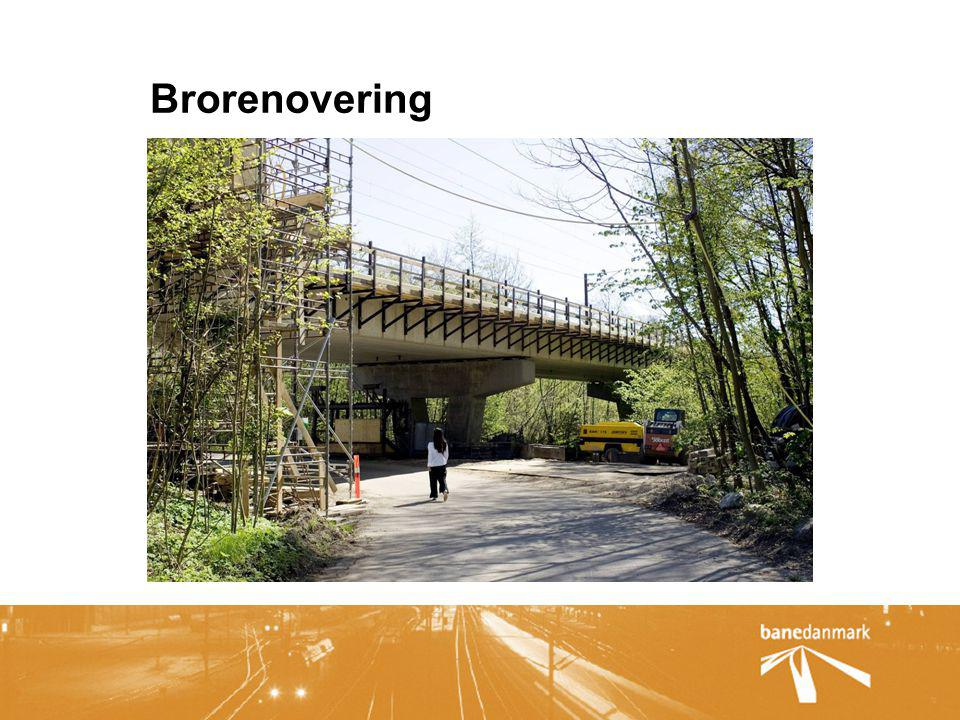 Brorenovering