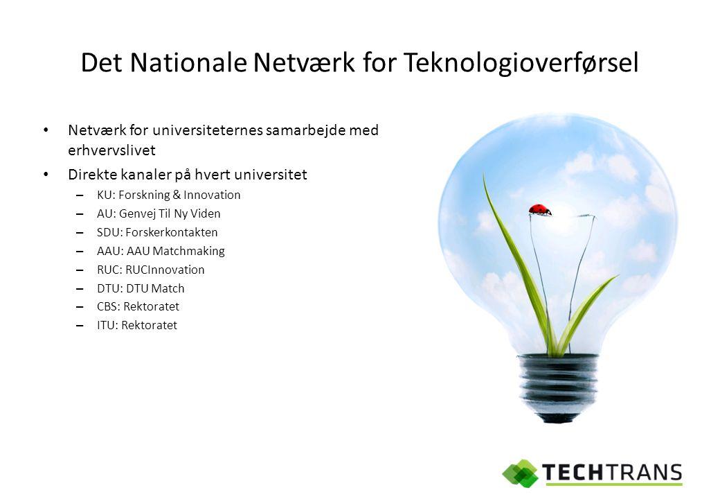 Det Nationale Netværk for Teknologioverførsel
