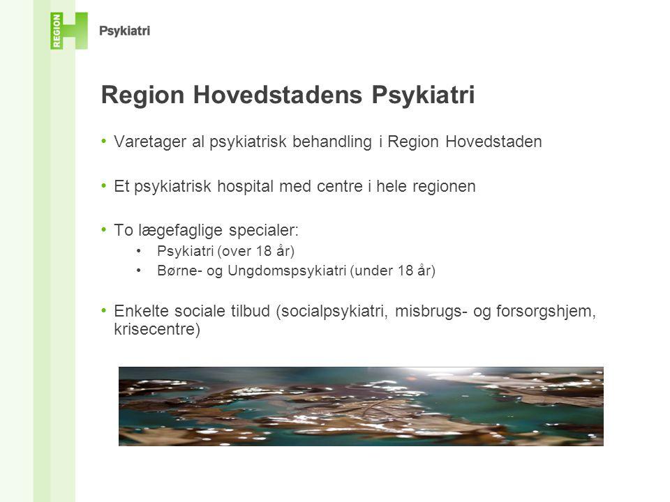Region Hovedstadens Psykiatri