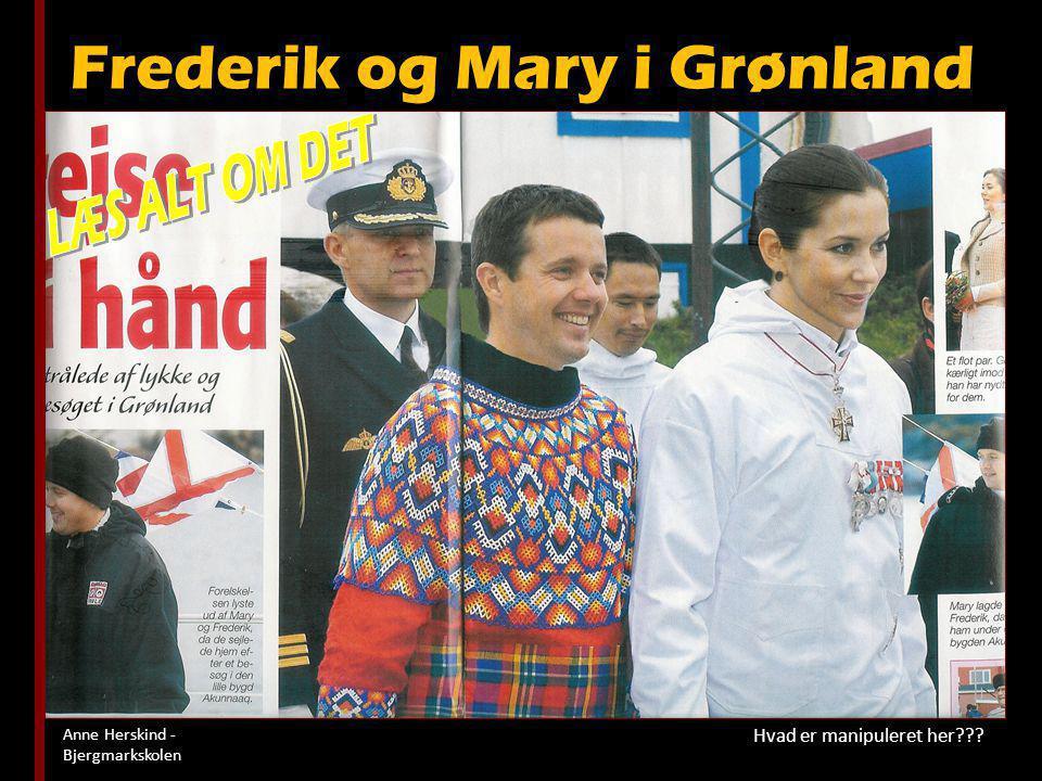 Frederik og Mary i Grønland