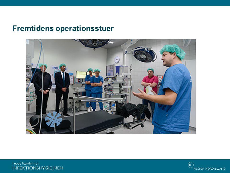 Fremtidens operationsstuer