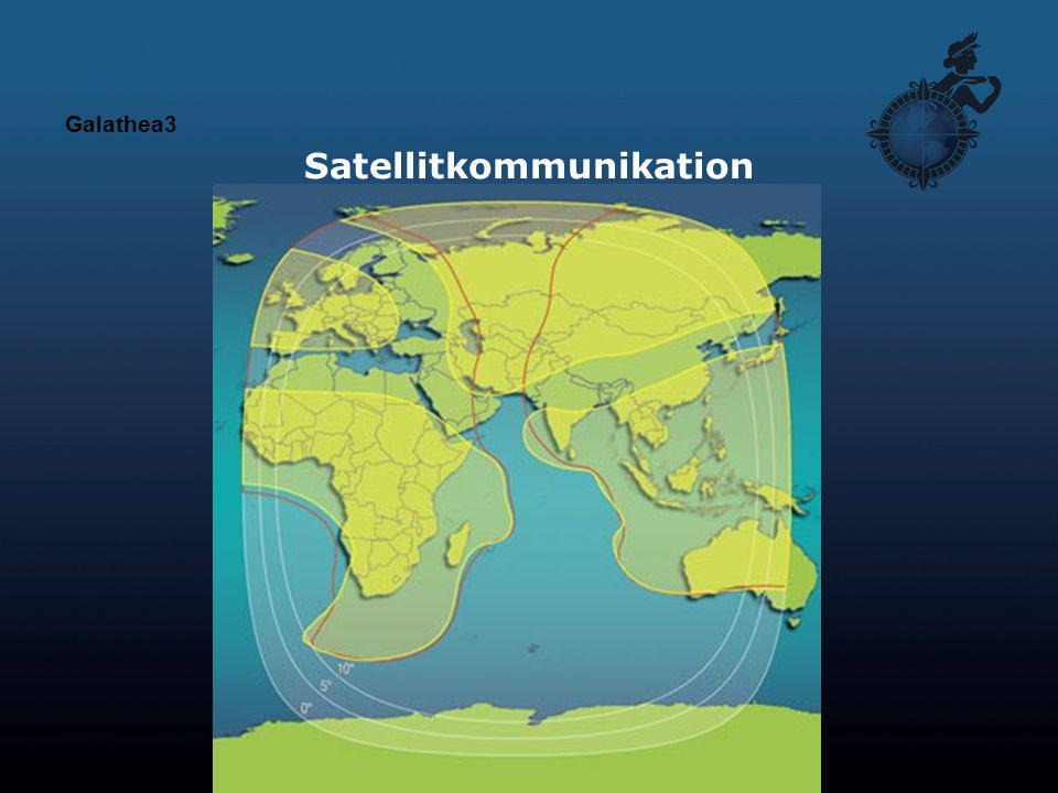 Satellitkommunikation