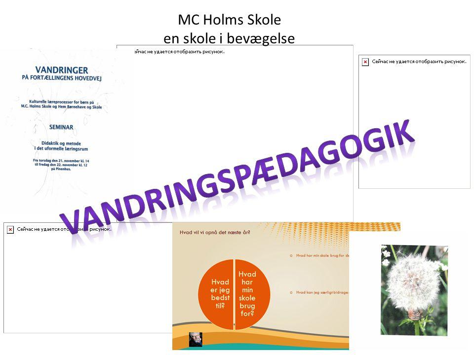 MC Holms Skole en skole i bevægelse