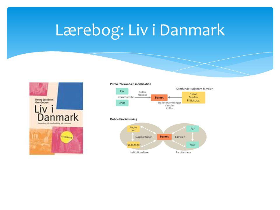 Lærebog: Liv i Danmark